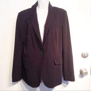 🌟5 for $25🌟 Plus Size Basic Black Blazer
